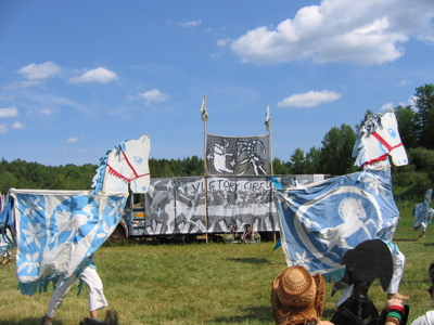 Bread & Puppet Victory Circus 01