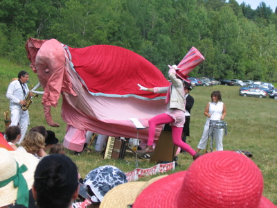 Bread & Puppet Victory Circus 02