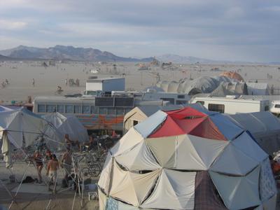 Ferris Wheel's View