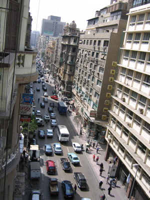 Talaat Harb Cairo Egypt