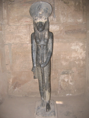 Bast Statue, Karnak