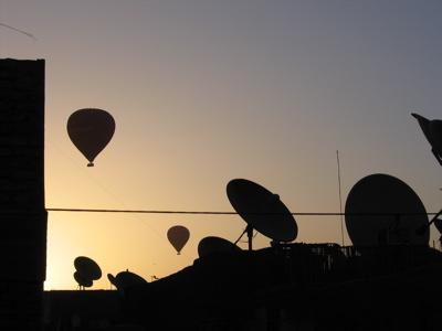 Luxor Sunrise