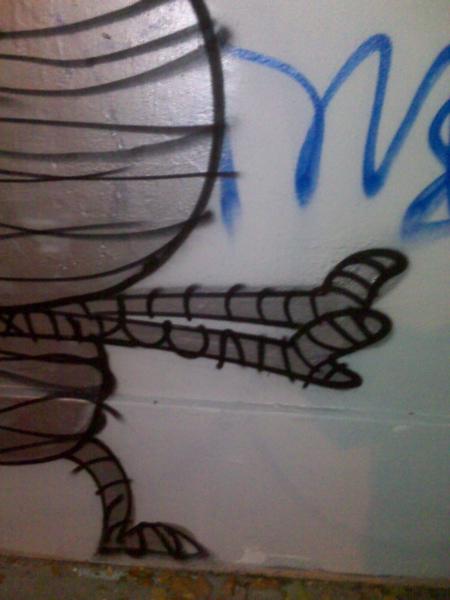 SF graff mummy