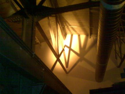 CELLspace shadows