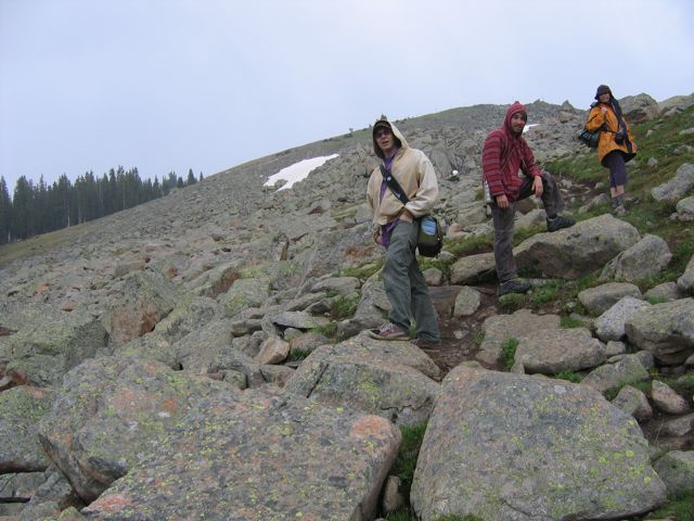 Copper Mtn Boulders