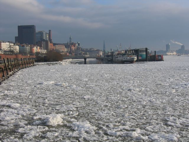 Hamburg, Ice City