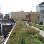 High Line Park, Chelsea, NYC :: Turning an old train line into a park, what a great idea!