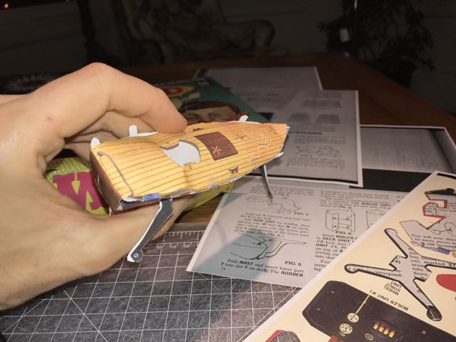 MAD Zeppelin: The Assembly Continues – HappyFeet Travels
