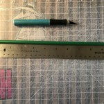 Measure and cut.